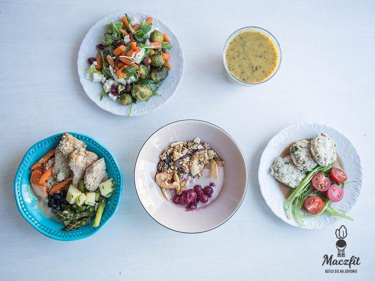 Same pyszności od Maczfit ☺  #maczfit #inspiration #diet #catering