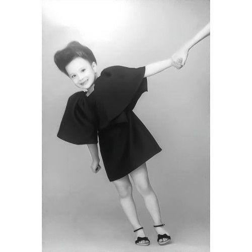 #vaniaromoff #fashion #fashion #dress #editorials #magazine #kidswear @Kara Hauenstein @Kids Fashion Review