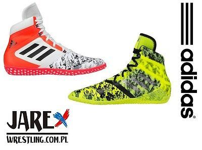 Accessories 36306: Adidas Impact - Wrestling Boots Shoes Ringerschuhe - Chaussures De Lutte Boxing -> BUY IT NOW ONLY: $94.95 on eBay!
