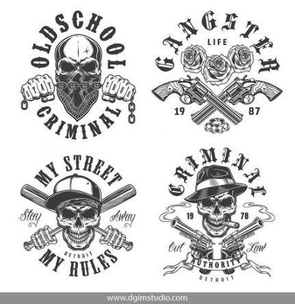 70+ Trendy Tattoo Old School Gun Design – SketchBook