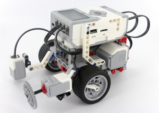 STEM EV3 programming tutorial