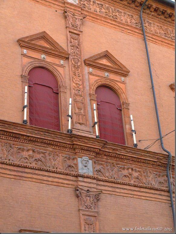 Palazzo Magnanini-Roverella, Ferrara, Italia - Magnanini-Roverella palace, Ferrara, Italy- Post 27/08/2012 - Property and Copyright by www.fedetails.net
