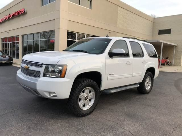 Cars For Sale Used 2012 Chevrolet Tahoe 4wd Lt For Sale In
