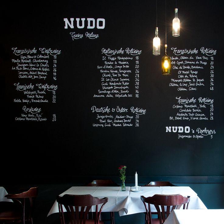 Berlin - Nudo - Ein Italiener am Lausitzer Platz mit nur einem Menü Nudo Lausitzer Platz 10 10999 Berlin-Kreuzberg email. info@nudoberlin.de fon. +49 176 100 30 861