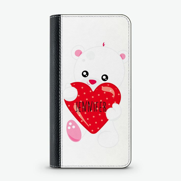 Personalized phone case with your text. It's sleek form and contemporary design give it a stand-out look. The custom case includes handy credit card holders & a pocket to put your cash. Furthermore, it provides full access to all ports and buttons, with cut out slot for camera access. We offer 30 Days Satisfaction Guarantee!