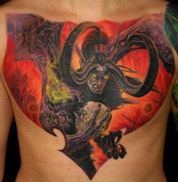 WoW Demon Hunter Illidan