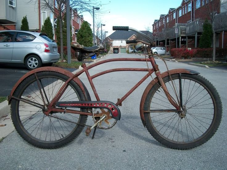 bicycle rust