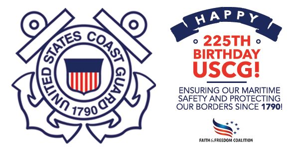 Happy 225th Birthday Liberty >> Happy Birthday To Our U S Coast Guard God Bless Each And Every