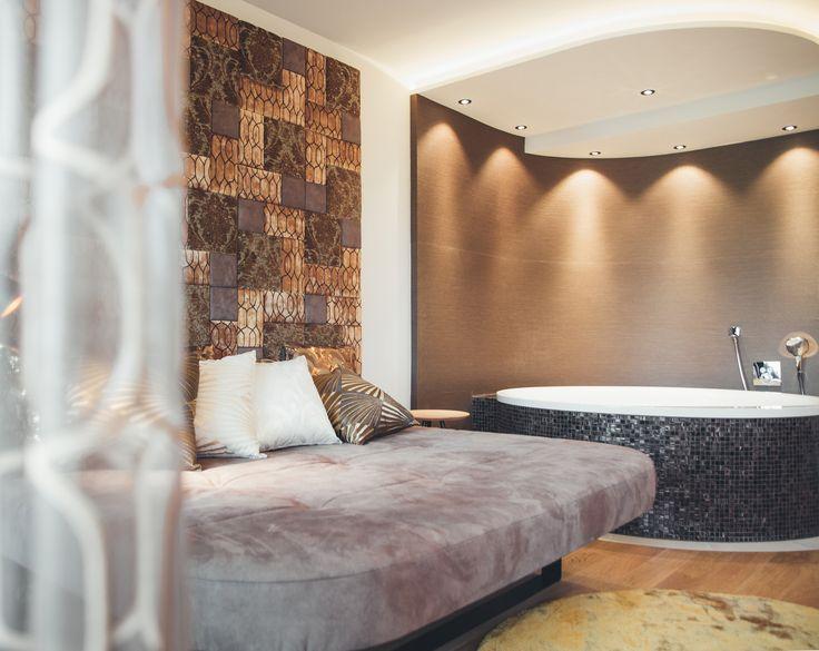 """Eine Love Suite mit vielen romantischen Ideen für Ihre """"sweet love"""". #kowald #loipersdorf #love"""