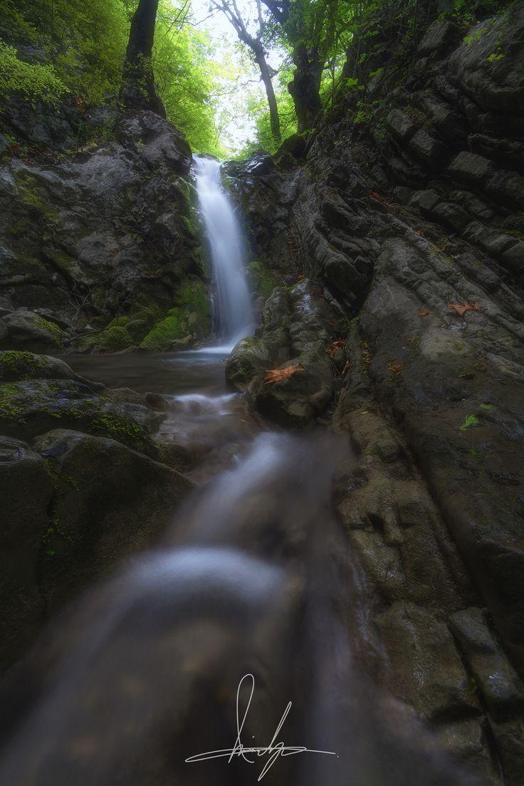 Palaiokaria Waterfall - null
