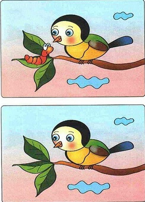 картинки для детей найди отличия (7) (489x679, 785Kb)