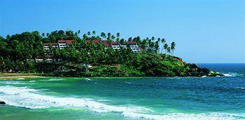The Leela Kovalam Beach, Thiruvananthapuram
