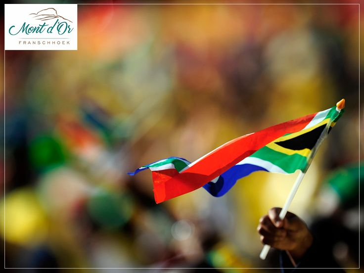 Today we are celebrating being South African! Happy Heritage Day!