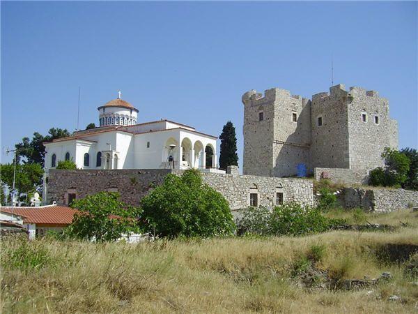 Lykourgos Logothetis Castle, Samos
