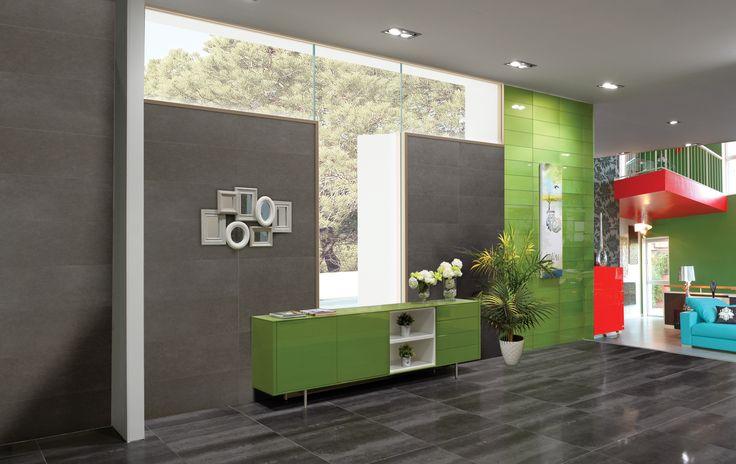 Colección COSMOS 80 #metalizado #tendencia #tiles #hotel #reforma #tienda #centroscomerciales #restauración #interiordesign #brillo #shop #metallic #decorative