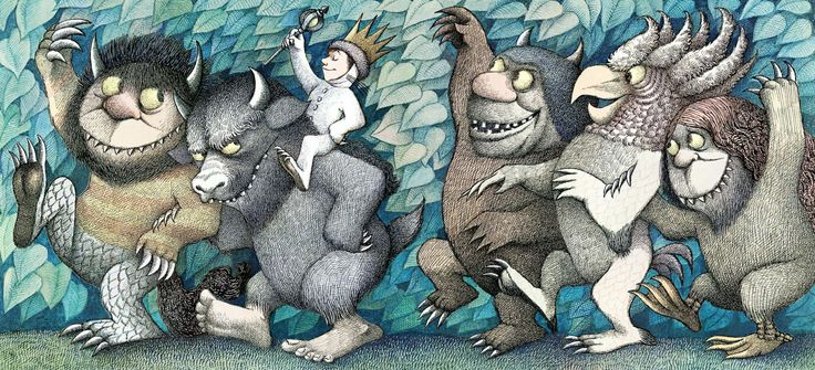 EXTRA! EXTRA!: WHERE THE WILD THINGS ARE