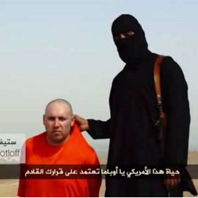 Report: ISIS is threatening to execute journalist Steven Sotloff next Posted at 5:16 pm on August 19, 2014 by Twitchy Staff