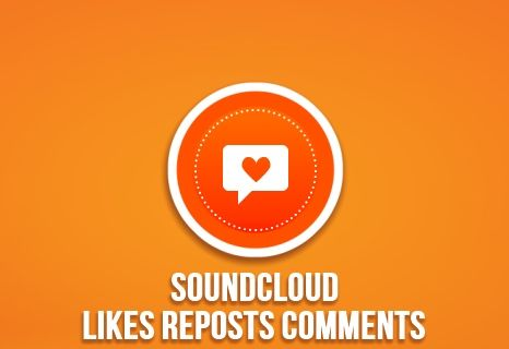 Buy SoundCloud Likes Reposts Comments for Cheap