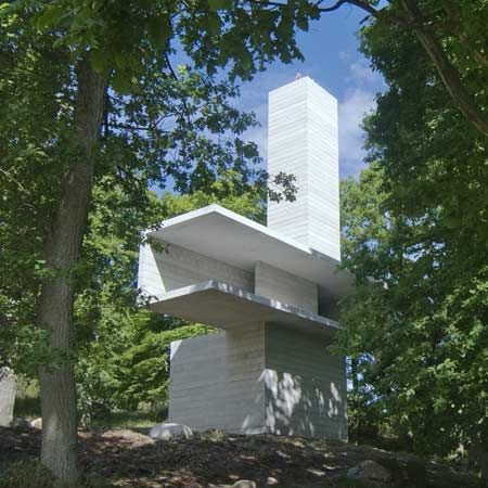 Kivik pavilion by David Chipperfield and Antony Gormley