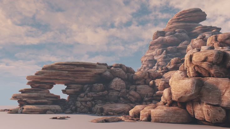 Rawk - Post any rocks you make here! - Polycount Forum