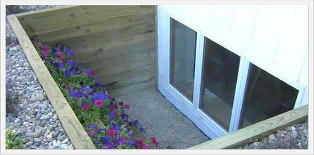 Egress Window Cost | Home Window Replacement Cost