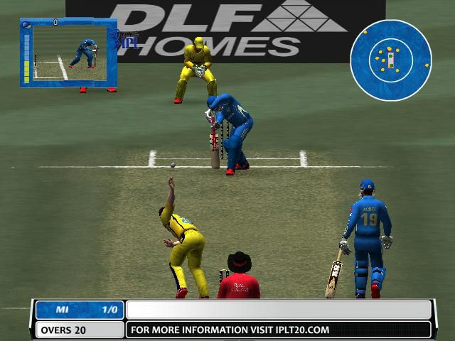 EA Sports ICL VS IPL 2009 Cricket