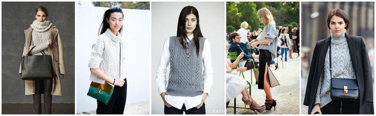 Aran Sweater French Girls Style