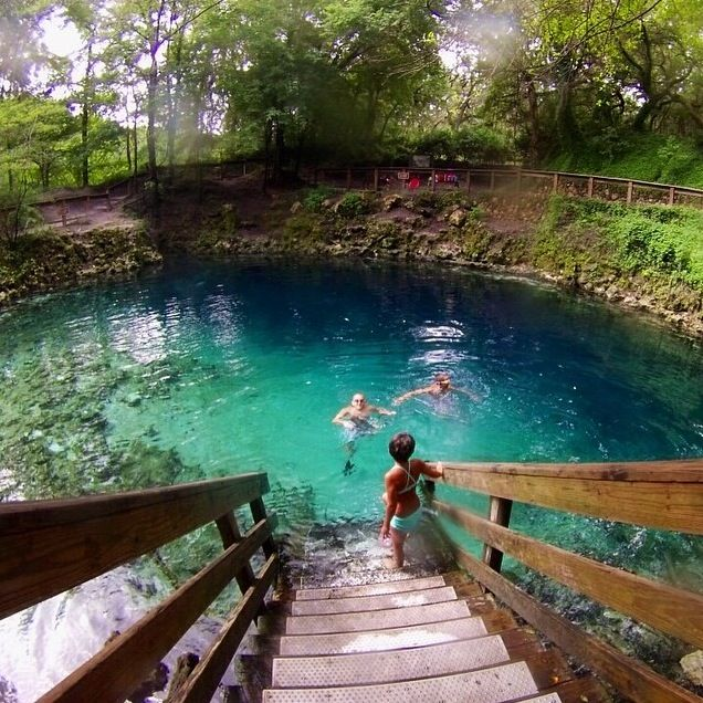 904 Happy Hour - Article - Blue Springs Park - North Florida Spring