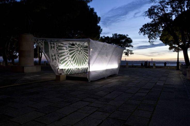 Pavilion in Lisbon