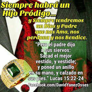 David Yañez Osses: Siempre habra un hijo pródigo
