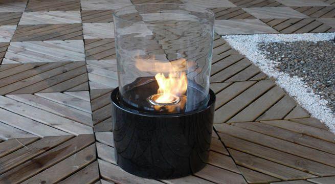 Modernas estufas de bioetanol