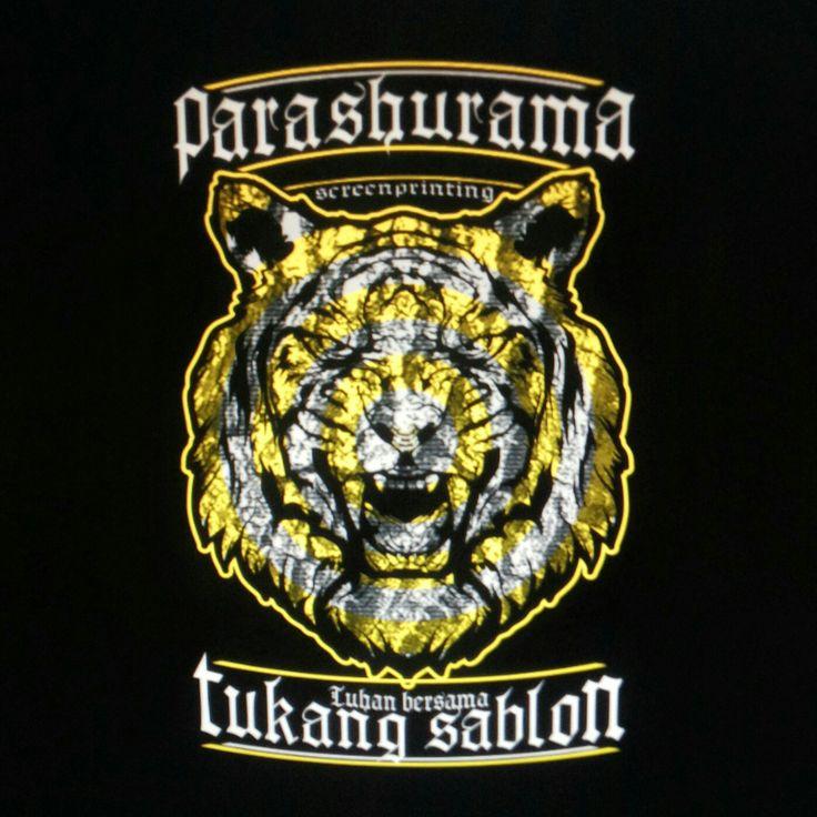 Parashurama Screenprinting #klatenscreenprinting #sablonindonesia #sablonkaos #sablonparashurama #pspsablon #vendorsablonkaos #kaos #tshirt #teesmaker #tiger #motowear #tattoowear #sablonklaten #sablonjogja #sablonbantul https://www.instagram.com/p/BRtcROLFKvA/