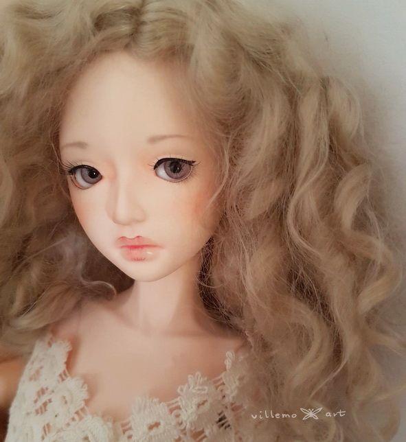 Iris - doll by Insomnia Creates Dolls  http://insomniadolls.wixsite.com/dolls