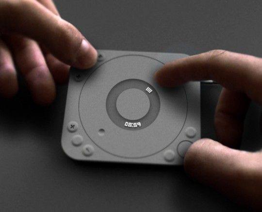 Touchtable PMP design concept unveiled at Yanko Design - SlashGear