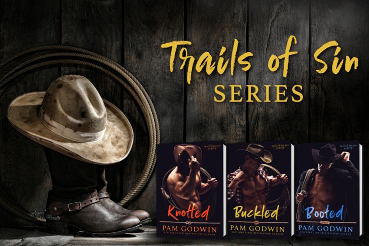 Cover Reveal: Trials of Sin Series by Pam Godwin