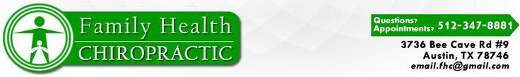 Austin Chiropractic | Dr. Daniel's Blog #chiropractor_austin #Best_Austin_Chiropractor #chiropractic_austin