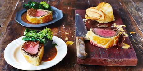 Beef Wellington Jamie Oliver on Pinterest | Mini Beef Wellington, Beef ...