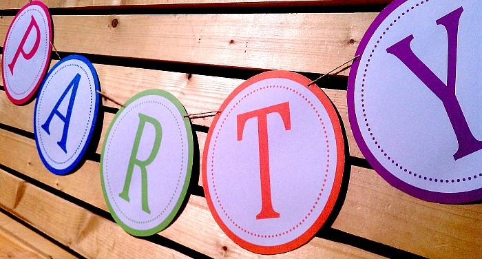 Printable free alphabet cards to make any banner you want this printable free alphabet cards to make any banner you want this site has other super cute free printables for banners tags cupcake toppers etc spiritdancerdesigns Choice Image