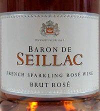 Baron de Seillac Brut Rose NV