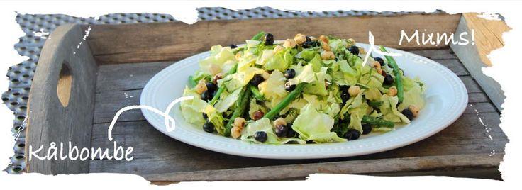 kaalsalat-med-groenne-boenner-blaabaer