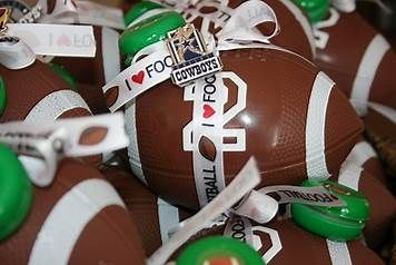 Image result for Football Banquet Favors