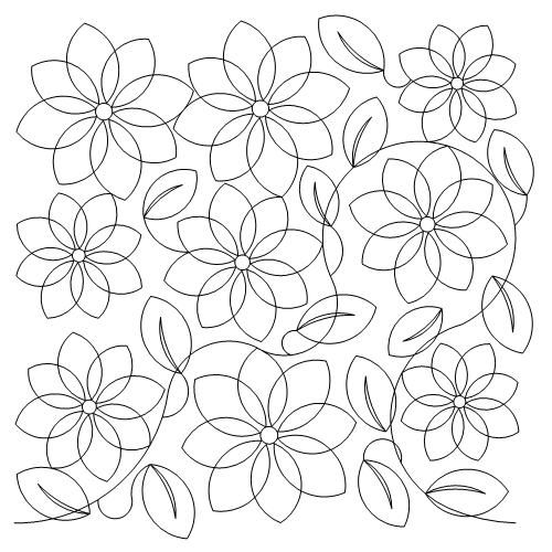 Shop | Category: Flowers / leaves | Product: Spring Flower E2E