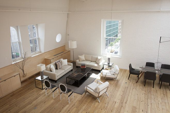 Moby's Large NoHo Loft  04/24/12  The techno musician Moby has listed a 3,000-square-foot, loft-style penthouse with a large terrace on Bond Street in NoHo, putting it on the market.