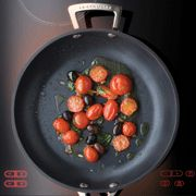 Le Creuset Toughened Non-Stick Cookware. I use mine very day!
