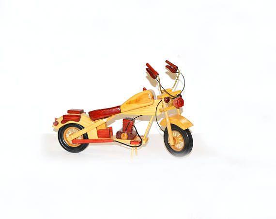 Wooden toys Wooden bike Wood Bike Toy Bicycle handmade