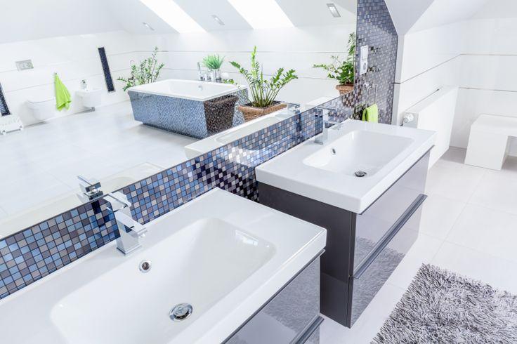 Modna łazienka 2016. GALERIE najnowszych aranżacji