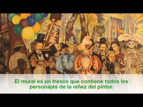 Murales de Diego Rivera en México DF