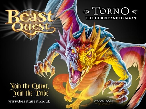 Beast Quest Book Covers