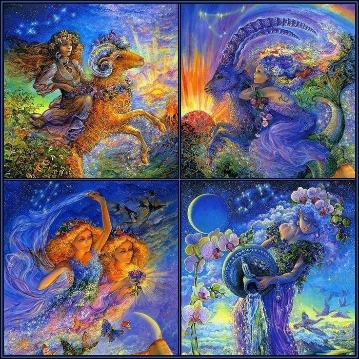 взрослая картинки жозефины уолл знаки зодиака было понятнее, одна