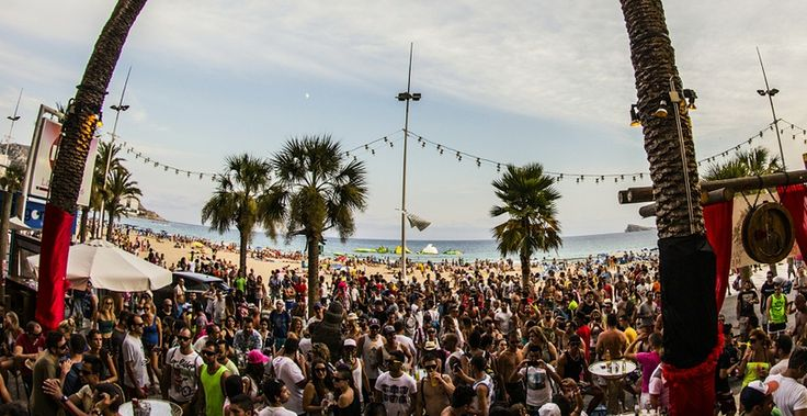 Playa Levante Benidorm-Turismo de Benidorm VisitBenidorm